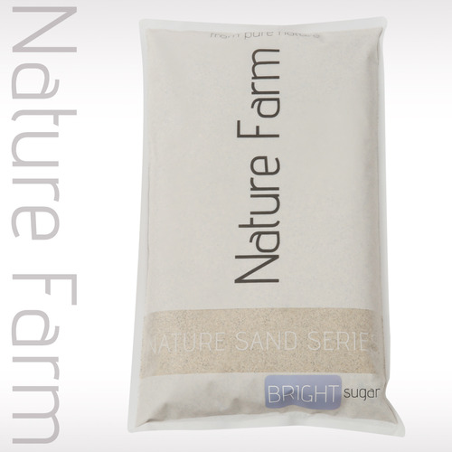 Nature Sand Bright sugar 3.5kg 브라이트 슈가 3.5kg (0.2mm~0.3mm)