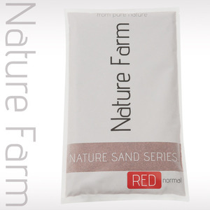 Nature Sand RED normal 4kg 네이처 샌드 레드 노멀 4kg (0.3mm~0.8mm)