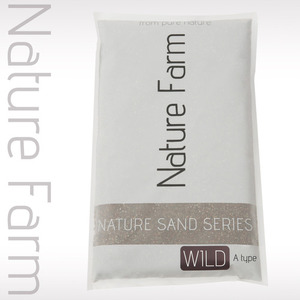 Nature Sand WILD A type 4kg 네이처 샌드 와일드 A 타입 4kg (0.3mm~0.6mm)